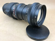 Meyer Optik 400mm F/5.5 Telemegor Gorlitz Gorgeous Vintage Exakta Mount Lens