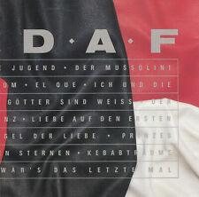 D · A · F - D · A · F (DAF) CD 1988 Electronic EBM
