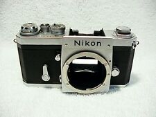 Nikon F Body | 1971 | Adjusted | Reset | From USA | $89 |