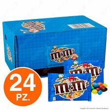 M&M's Confetti con Cereali Ricoperti di Cioccolato - Box con 24 Bustine da 36g