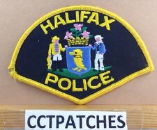 HALIFAX, CANADA POLICE SHOULDER PATCH USED