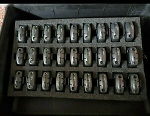 Listen Technologies LR-500-216 Portable Programmable Display RF Receiver. Grey.