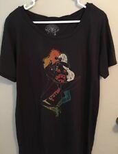 SugarHigh LoveStoned Tee Long T-shirt XL Rare Rainbow Soft Unfuck The Future