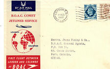 Pre-Decimal George VI (1936-1952) Ceylon Stamps