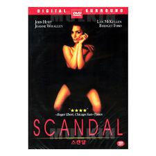 Scandal (1989) DVD - Michael Caton-Jones, John Hurt (*New *Sealed *All Region)