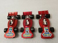 Matchbox Superfast No 24 Team Matchbox Red 8 Label
