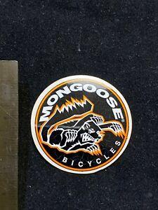 NOS MONGOOSE decal sticker frame handlebars bar seatpost ST003