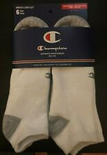 Champion-Mens Low Cut Socks-Size 12-14-MSRP 19.00