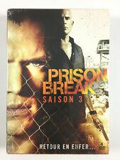 Prison Break Saison 3 Coffret DVD Neuf
