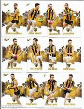 2017 Select Footy Stars HAWTHORN Team Set