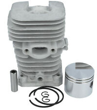 Cylinder & Piston Fits McCulloch 333, 444, M3414 & some Mac & Mac Cat Chainsaws
