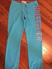 Hollister XS Sweatpants Blue