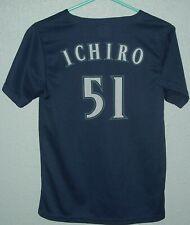 SEATTLE MARINERS #51 ICHIRO SUSUKI SGA JERSEY YOUTH M