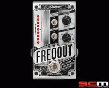 Digitech FREQOUT Natural Feedback Creator Guitar FX Pedal  Stomp Box + Warranty