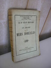 Félix MAYNARD : un drame dans les MERS BOREALES 1859