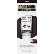 Gold Bond Ultimate Dark Spot Minimizing Body Cream 2 oz
