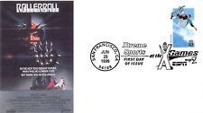 3321 33c Extreme Sports Skateboarding Color Copy laser of Movie poster [212576]