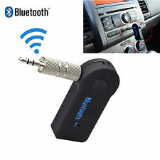 3.5mm Aux Stereo Wireless Mini Bluetooth Music Audio Stereo Adapter Receiver JT