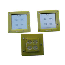 eMMC/eMCP Reballing Tool 4 in 1 BGA Rework Station eMMC153/169 eMCP162/186