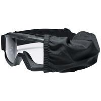 Uvex apache Jagd-Überbrille Taktische Schutzbrille +3 Scheiben Vollsichtbrille