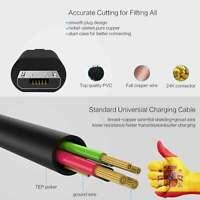 Cable Cargador Micro USB 2.0 de carga y datos para Movil.Smartphone