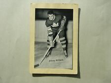 1934/43 BEEHIVE CORN SYRUP GROUP 1 HOCKEY PHOTO JOHNNY MCCREEDY BEE HIVE NICE!!