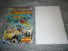 Invaders #1 Marvel Bronze Age Comic Book