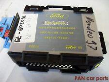 Ford Mondeo 2 Steuergerät ECU Licht Kontrolle 95BG10C909AA Glühlampenüberwachung