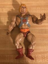 Vintage MOTU Masters of the Universe HE-MAN Original Figure 1981 Taiwan