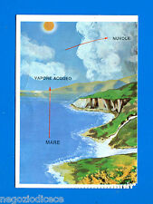 [GCG] LA TERRA - Panini 1966 - Figurina-Sticker n. 57 - L'ATMOSFERA 1/2 -Rec
