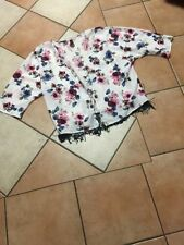Wrap Machine Washable Floral Regular Tops & Blouses for Women