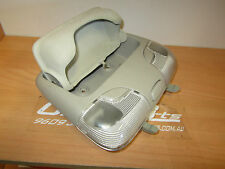 HOLDEN COMMODORE VY VZ ROOF MOUNTED INTERIOR LIGHT SUNGLASS HOLDER