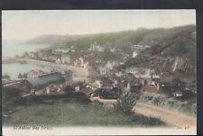 Channel Islands Postcard - St Aubins Bay, Jersey   RS4988