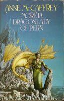 Moreta Dragonlady of Pern Uk By Anne Mccaffrey