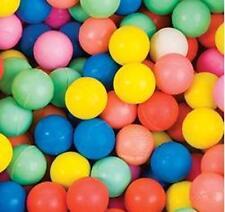 """(144) HI BOUNCE SOLID COLOR BALLS SUPER HIGH BOUNCE 27mm 1"""" Vending NEW #AA63"""