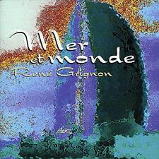 Mer et Monde Rene Grignon MUSIC CD