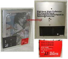 JJ Lin Love & Dance Hit Songs Taiwan 2-CD+DVD (King Size Package)