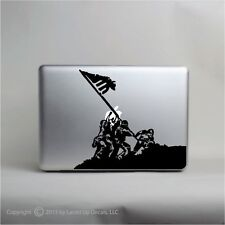 Iwo Jima marine corps macbook skin vinyl decal sticker