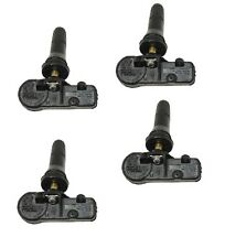 SET OF FOUR (4) Jeep Chrysler Dodge Ram Tire Pressure Sensors TPMS 56029398AB