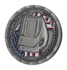 US Department of Defense Verathon Medical Glide Scope Ranger Challenge Coin