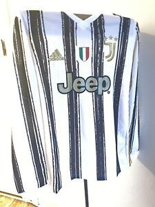 Juventus McKennie Longsleeve Home Jersey US Adult Large