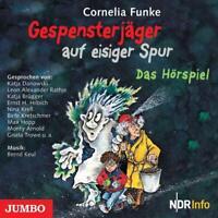 Die Gespensterjäger 01 auf eisiger Spur Cornelia Funke Audio-CD Deutsch 2009