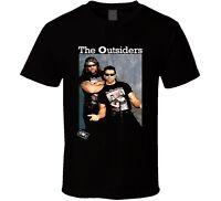 The Outsiders NWO New World Order Wrestling T Shirt t-shirt tshirt tee