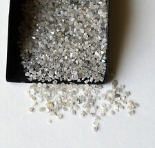 10 crts 100% Natural Loose Rough Diamonds Real Earth Mined Lot 1.30mm to 2.00mm