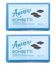 Blu - Rombetti all'anice 2x100gr - Liquirizia Amarelli