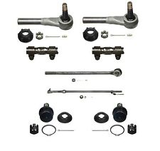 8 Piece Tie Rod & Ball Joint Kit fits 1986-96 Ford F-150 (2 Wheel Drive)