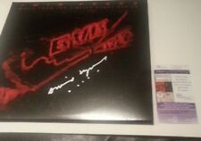 "DAVID LYNCH Authentic Hand-Signed ""TWIN PEAKS"" score vinyl LP (JSA COA) B"