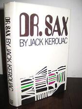 DR. SAX Jack Kerouac BEAT 1st Edition 3rd Printing NOVEL Goethe FICTION