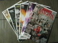 MARVEL KNIGHTS 20TH #1-6 MARVEL 2018 COMPLETE SET BRAND NEW NM/MT!!!