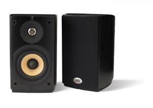 PSB Imagine Mini Speakers with PSB Imagine 27 Floor Stands